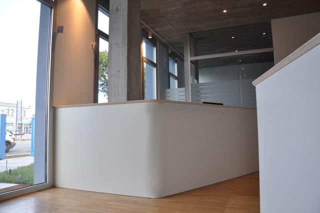Sistema office reception mion arredamenti mirano venezia for Poli arredamenti